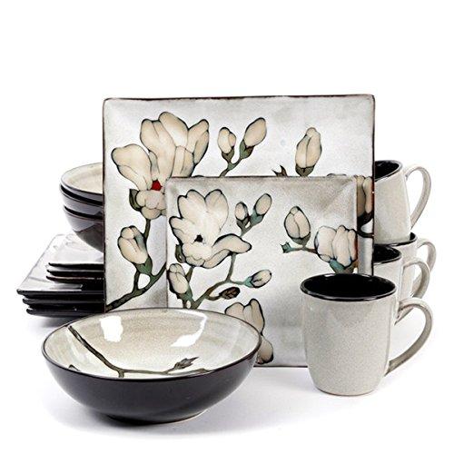 Beautiful Floral Dinnerware Set