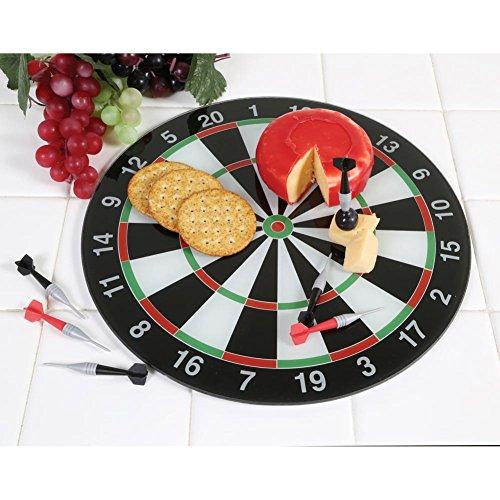 Wink Dart Board Appetizer Platter Picks