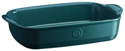 Emile Henry 979652 France Ovenware Ultime Rectangular Baking Dish 142 x 91 Blue