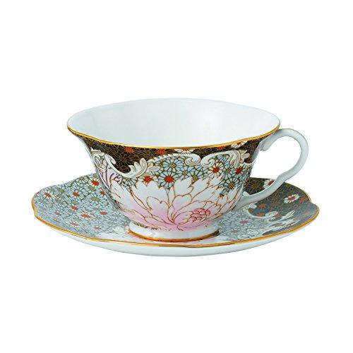 Wedgwood Daisy Tea Story Teacup And Saucer Set, Blue