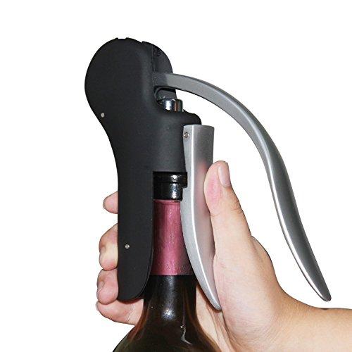 Shenkitchen Professional Wine Opener Corkscrew5 Piece Tool Set