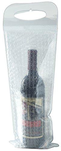 Wine Protector Bag Travel pack Includes 8 Reusable Wine Travel bags and 1 Bonus pocket travel corkscrew