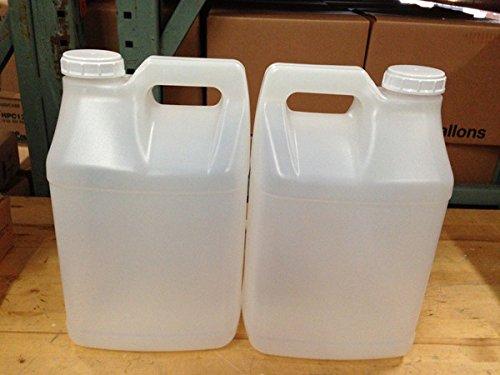 Frozen Drink Machine Slush 25 Gallon Mixing Jugs 2 Pieces - Clear Container