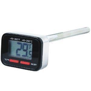 Admetior Digital Instant Read Waterproof Thermometer