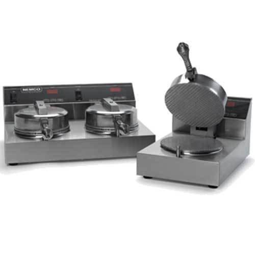 Nemco 7030A-2 Waffle Cone Baker Dual  7 Each