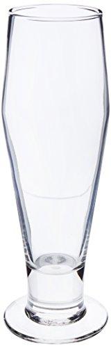 Libbey Craft Brews 15.25-ounce Clear Classic Pilsner Glass Set, 4-piece