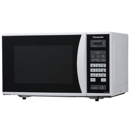 Panasonic NN-ST34HM 25-Liter Microwave Oven 220-volt Non-USA Compliant Silver