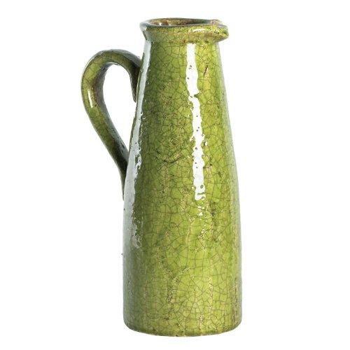 Green Ceramic Pitcher Size 11