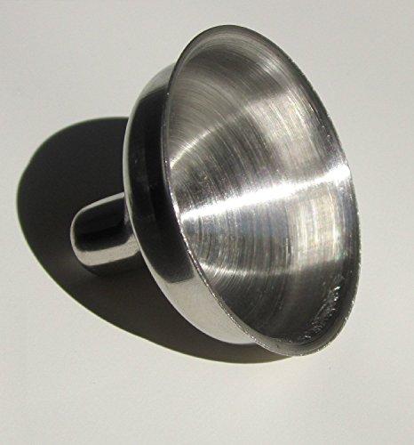 Mychampion Stainless Steel Mini Funnel for Essential Oil Bottles