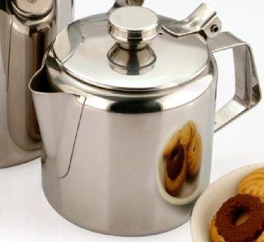 1 Litre Stainless Steel Teapot