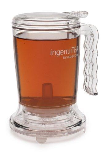 Adagio Teas 16 oz ingenuiTEA Bottom-Dispensing Teapot