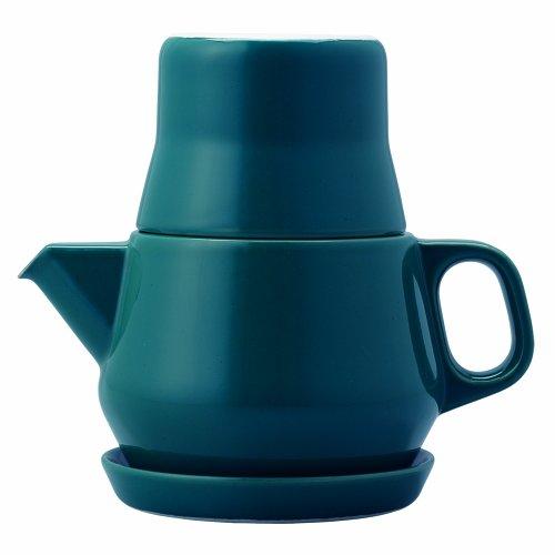 Couleur 3 Piece 053 Qt Teapot Set Color Turquoise