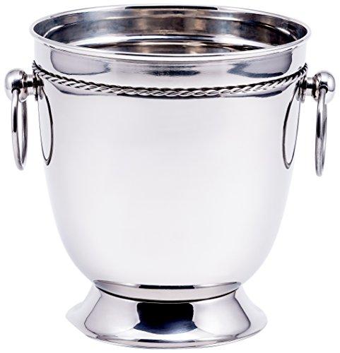 Old Dutch International Champagne Bucket Stainless Steel