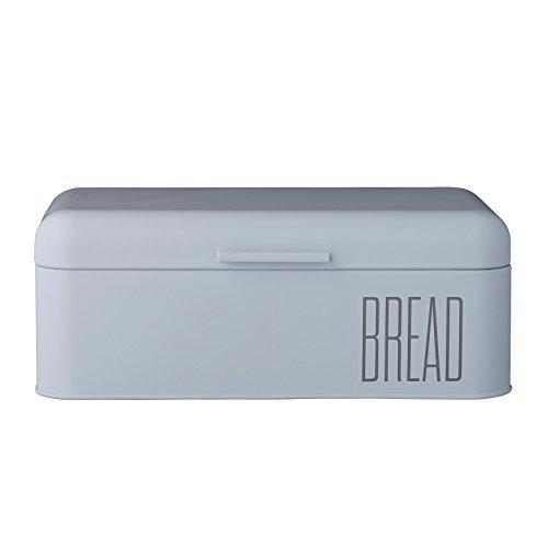 Bloomingville Metal Bread Bin Sky Blue