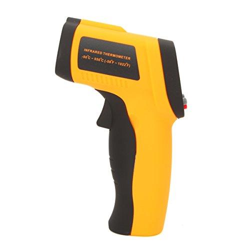 Mooncity Handheld Non-contact Digital Laser Infrared Thermometer Temperature Gun Temperature range-50~550℃ RZ550