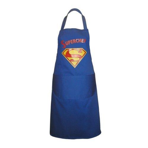 Babymad Superchef Superman Chef Novelty Apron
