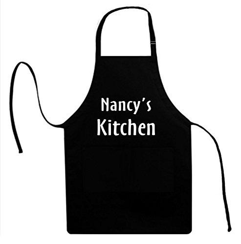 Signature Depot Nancys Kitchen Food Cook Chef Unisex Adult Novelty Apron