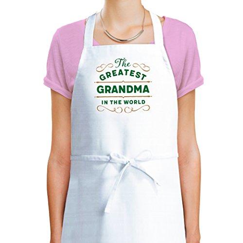 Grandma Apron Grandma Cooking Gift Keep Calm Grandma's In The Kitchen Personalized Grandma Gift Cooking Apron For Women Birthday Gift For Grandma