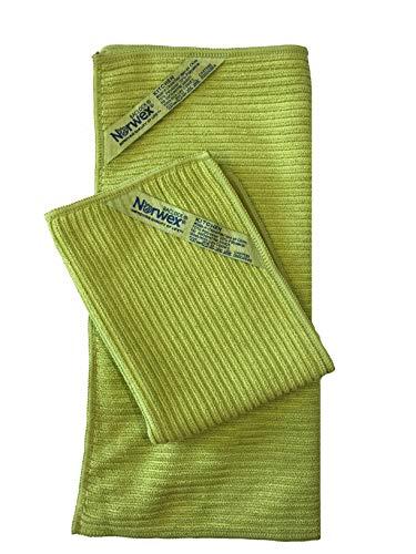 Norwex Kitchen Towel Cloth Set Avocado Limited Edition