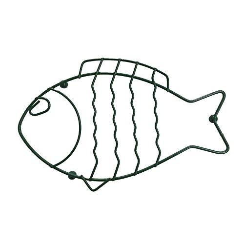 Green Wire Fish Trivet 105 x 675 - Thachers Nook