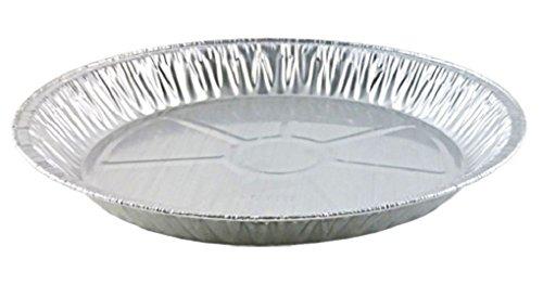 12 Aluminum Foil Pie Pan Extra-Deep Disposable Tin Plates  4003