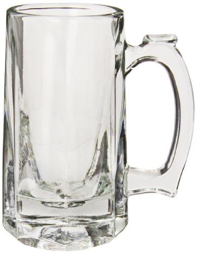"Anchor Hocking 1170u 4-7/8"" Diameter X 5-7/8"" Height, 10 Oz Tankard Beer Mug (case Of 12)"