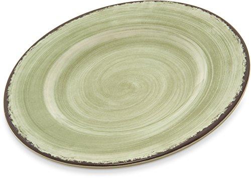 Carlisle 5400246 Mingle Melamine Dinner Plate 9 Jade Set of 12