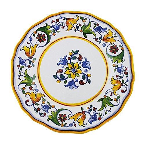 Le Cadeaux Capri - Melamine Dinner Plate - Set of 4