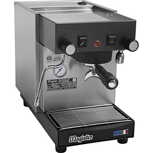 Magister MS40 Stilo Tall Heat Exchange Semi-automatic Commercial Espresso Machine - reservoir ETL B311