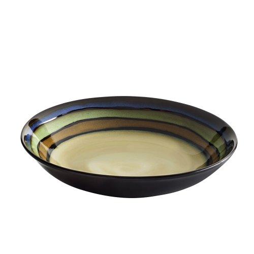 Pfaltzgraff Galaxy Blue Pasta Bowl 2-14-Quart