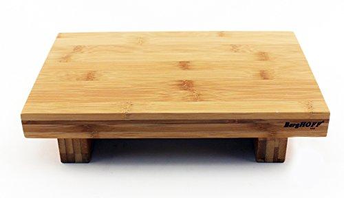BergHOFF 2211843 Bamboo Sushi Tray 105 x 7 Natural