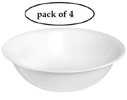 Corelle Livingware 2-quart Serving Bowl Winter Frost White 4