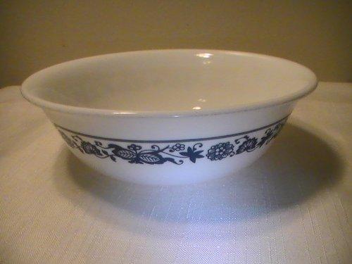 Corning Corelle Blue Onion Old Town Blue 5 38 FruitDesert Bowls -One Bowl