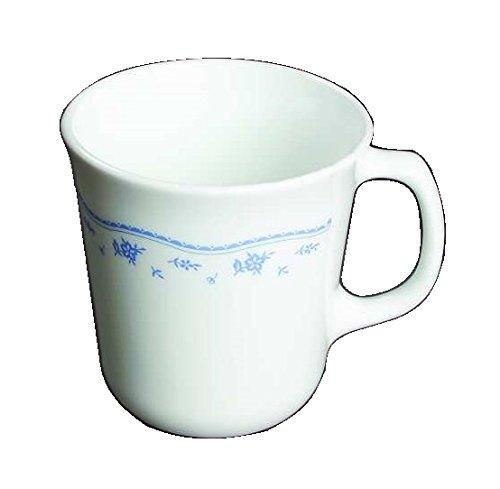 Corning Ware  Corelle Morning Blue Mug  3 12  8 Oz