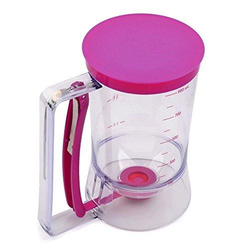 Pancake Batter Dispenser - 4 Cup Cupcake Batter Dispenser