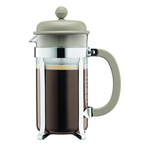 Bodum 1918-133B Caffettiera Coffee Maker 8 Cup10 L34 oz Sand