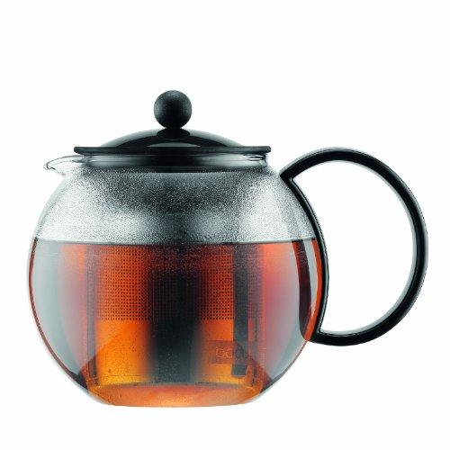 Bodum Assam Tea Press with Stainless Steel Filter 34-Ounce