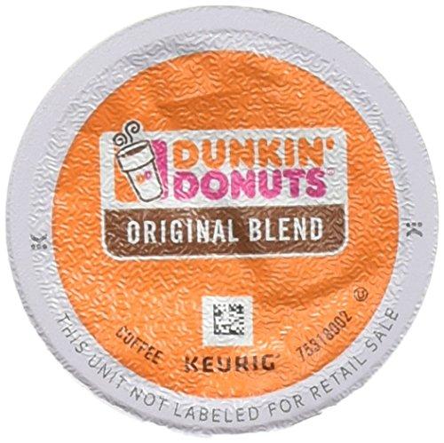 Dunkin Donuts Original Blend K-Cup Pods 44 Cups