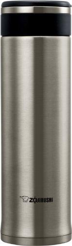 Zojirushi SM-JHE48XA Stainless Steel Travel Mug 16-Ounce048-Liter