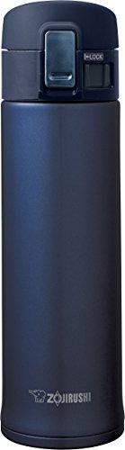 Zojirushi SM-KHE48AG Stainless Steel Mug 16-Ounce Smoky Blue