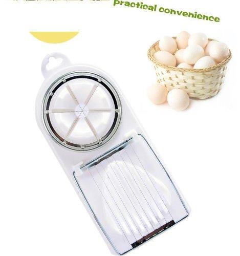 Egg Slicer Wedger Piercer,pack Of 1