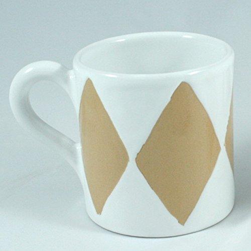 Starbucks Coffee Rosanna Imports Stoneware Coffee Cup Mug Made in Italy