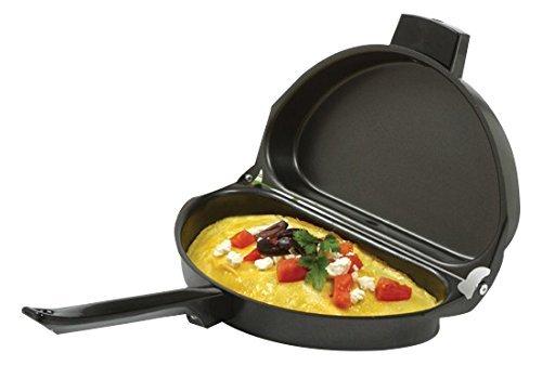 Norpro Nonstick Omelet Pan Black