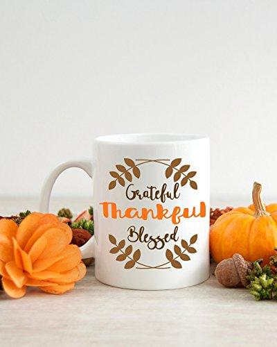 Fall Coffee Mug - Autumn Mug - Holiday Mug - Holiday Gift - Premium Ceramic Mug - Fall Gift Ideas - Autumn Gift Ideas - 11oz15oz mug- M0017