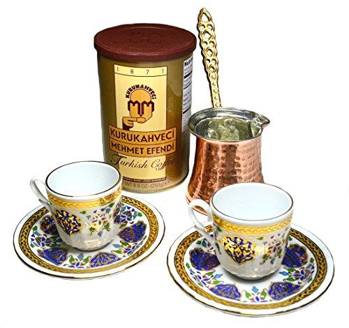 Turkish Coffee Cup Set 4