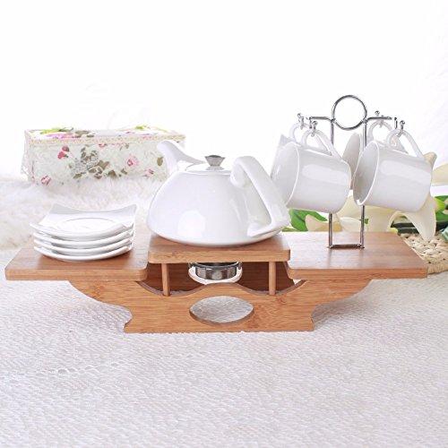 HQLCX Coffee Cup Set European Style Tea Set Tea Set Ceramic Coffee Set