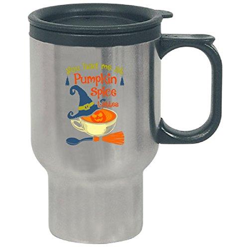 Pumpkin Spice Lattes - Travel Mug