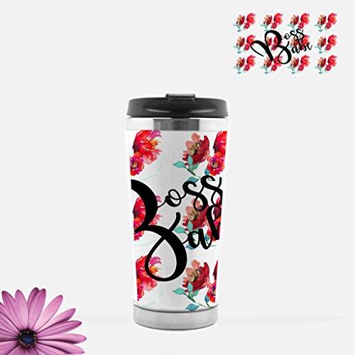 Travel Mug  Boss Babe Travel Mug  Girl Boss  Coffee Mug  Personalized Mug  Teacher Mug  Boss Mug  Gifts for Her  Gifts for Boss