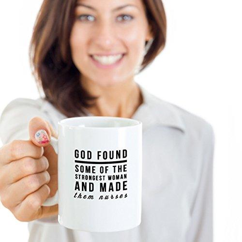 Nurse Coffee Travel Mug - Funny Nursing - 11oz - Cute Gift