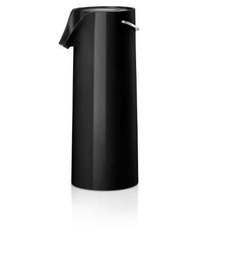 Eva Solo Pump Vacuum Jug 18-Liter Black